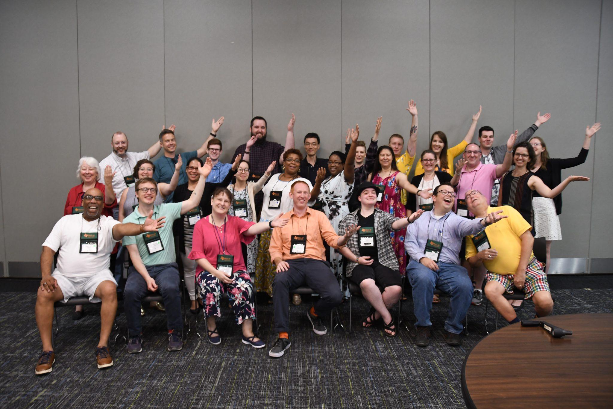 Past & Present Lovelace Scholars 2019 Dallas